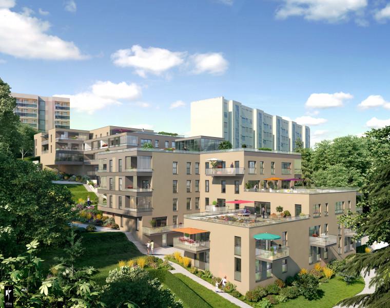 Programme immobilier La Mulatière (69350)  NOH8