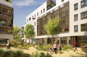 Programme immobilier ALT2 appartement à Lyon 7ème (69007)