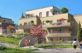 Programme immobilier KAB1 appartement à Albigny-sur-Saône (69250)