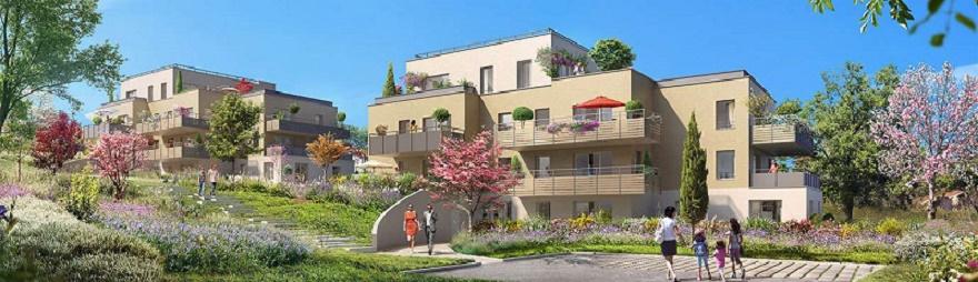 Programme immobilier Albigny-sur-Saône (69250)  KAB1