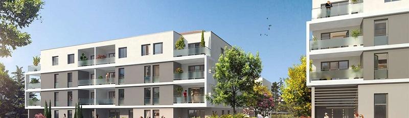 Programme immobilier Meyzieu (69330) CENTRE VILLE KAB6