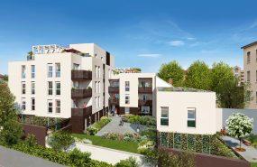 Programme immobilier ICA2 appartement à Lyon 8ème (69008) PROCHE CENTRE VILLE