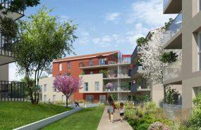 Programme immobilier ALT8 appartement à Rillieux-la-Pape (69140) CENTRE VILLE