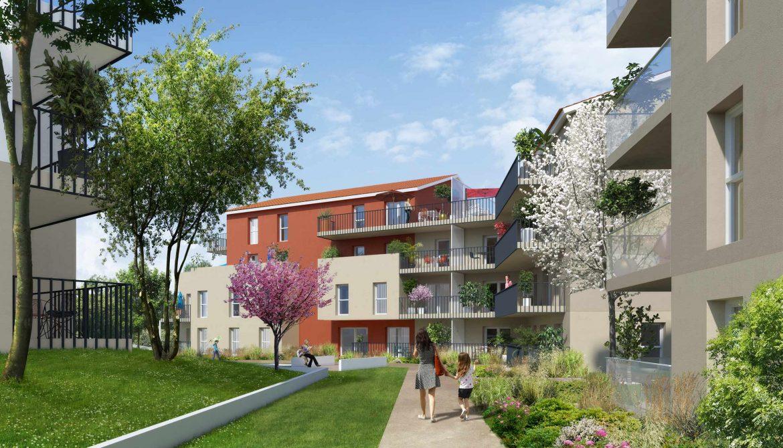 Programme immobilier Rillieux-la-Pape (69140) CENTRE VILLE ALT9