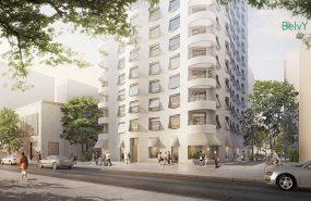 Programme immobilier ICA3 appartement à Lyon 2ème (69002) CONFLUENCE