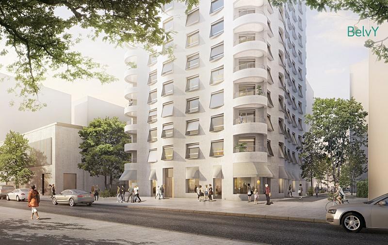 Programme immobilier Lyon 2ème (69002) CONFLUENCE OGI2