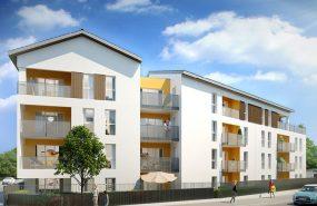 Programme immobilier AST1 appartement à Grigny (69520) PROCHE CENTRE VILLE