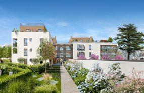 Programme immobilier ICA7 appartement à Lyon 3ème (69003) MONTCHAT