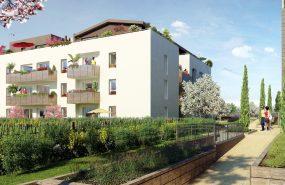 Programme immobilier NOH7 appartement à Saint-Priest (69800)