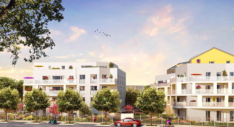 programme immobilier noh7 est lyonnais rh ne saint priest 69800 answer immobiler. Black Bedroom Furniture Sets. Home Design Ideas