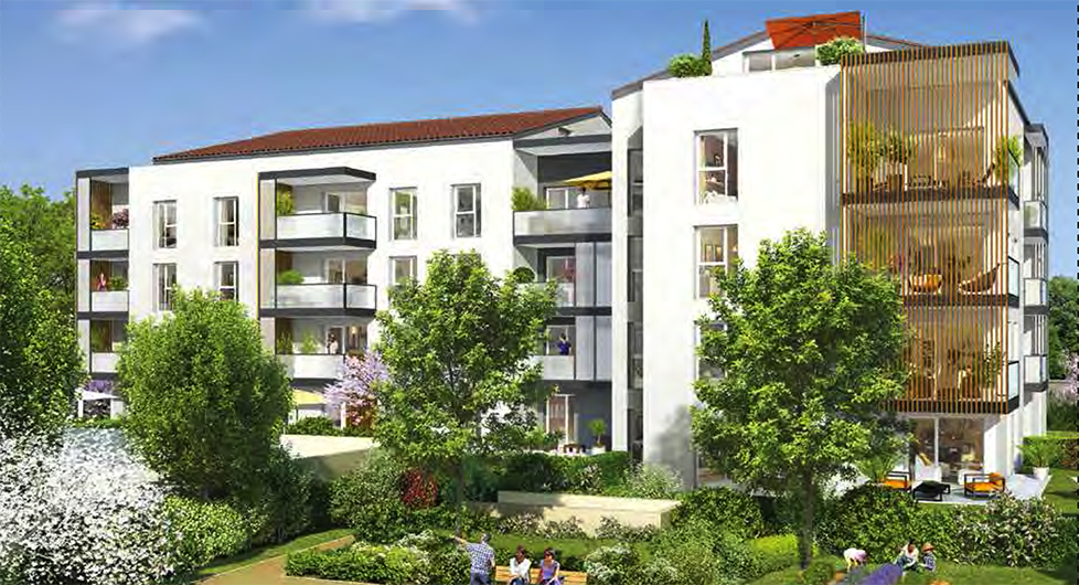 Programme immobilier Francheville (69340) Proche Tassin COG12