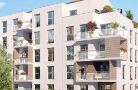 Programme immobilier KAB7 appartement à Vaulx-en-Velin (69120) LE BOURG