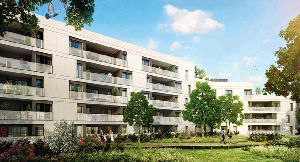 Programme immobilier Villefranche-sur-Saône (69400) Centre VIN8