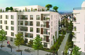 Programme immobilier KAU4 appartement à Lyon 7ème (69007) Jean Macé