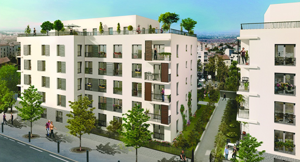 Programme immobilier Lyon 7ème (69007) Jean Macé KAU4