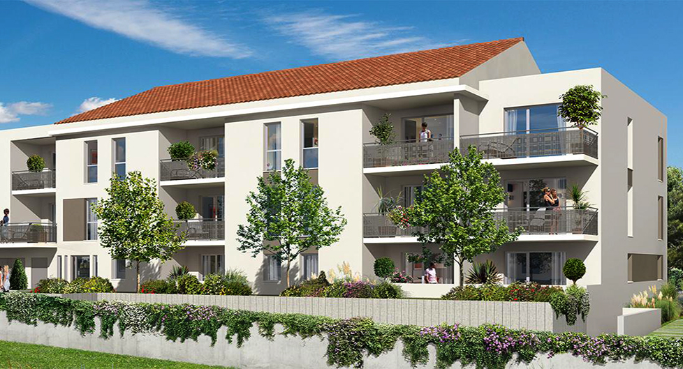 Programme immobilier Ain Résidentiel KAU1