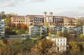 Programme immobilier VIN2 appartement à Lyon 5ème (69005) Debrousse