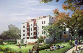 Programme immobilier NP3 appartement à Vénissieux (69200) Proximité immédiate du centre