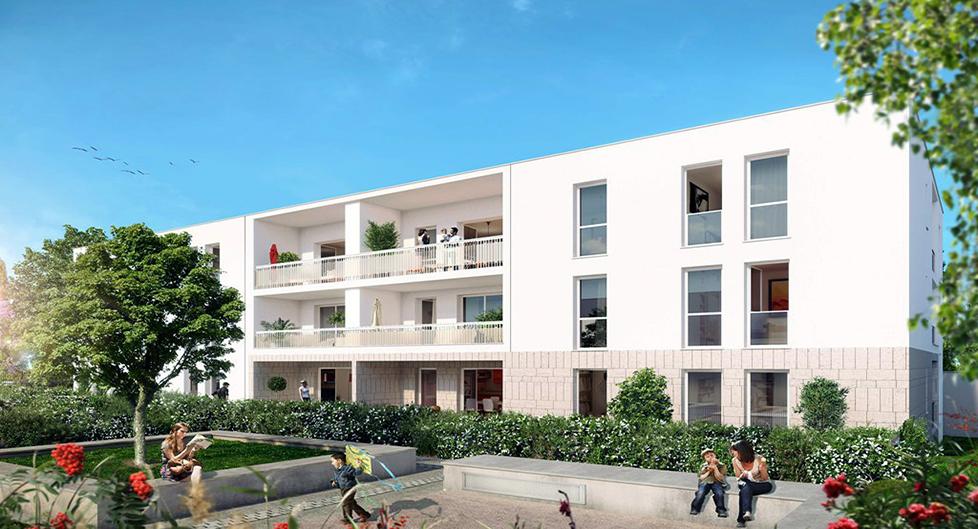 Programme immobilier NP9 appartement à Fontaines-sur-Saône (69270) CENTRE