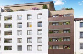 Programme immobilier PR01 appartement à Lyon 3ème (69003) PART DIEU
