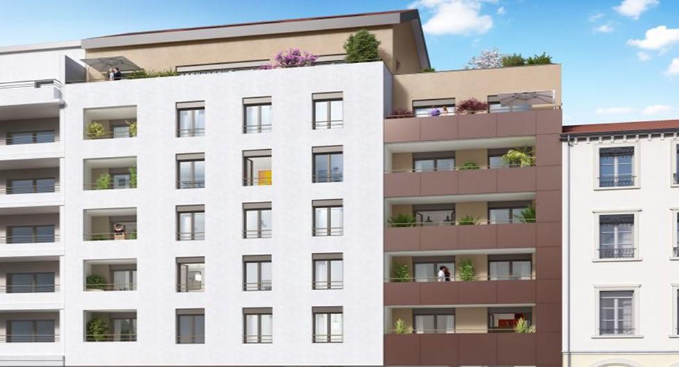 Programme immobilier Lyon 3ème (69003) PART DIEU VAL17