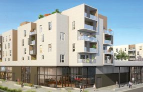 Programme immobilier NP2 appartement à Givors (69700) GIVORS CANAL