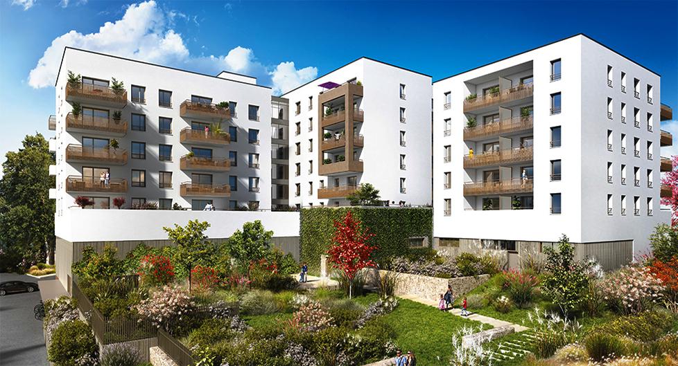 Programme immobilier Lyon 9ème (69009) Quartier Saint-Rambert PR02