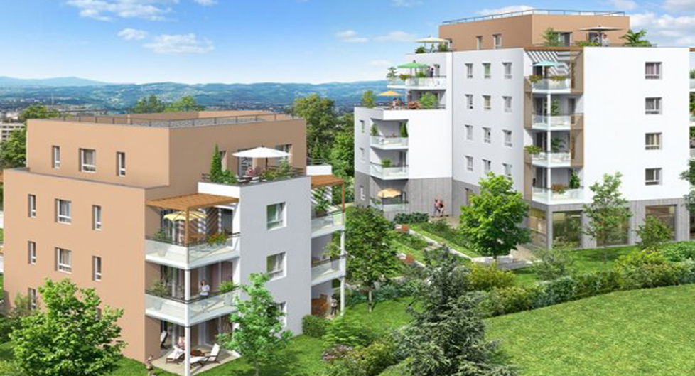 Programme immobilier Caluire (69300) Montessuy BOU20