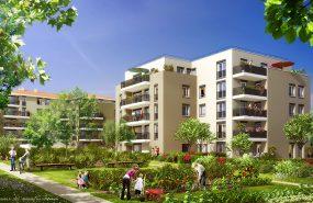 Programme immobilier NAC3 appartement à Ecully (69130) A DEUX PAS DU CENTRE VILLE ET COMMERCES