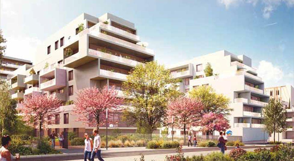 Programme immobilier Lyon 8ème (69008) Cœur du 8ème BOU6