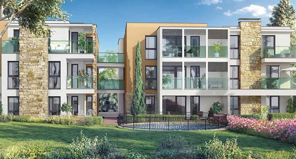 Programme immobilier Saint-Cyr-au-Mont-d'Or (69450) Aux portes de Lyon BOU13