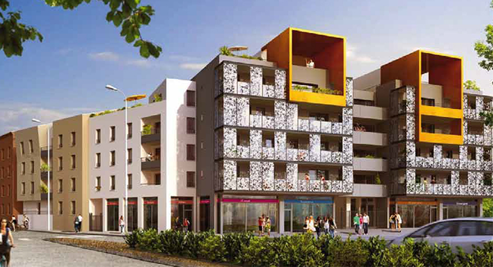 Programme immobilier Rillieux-la-Pape (69140) Aux portes du Village ICA8