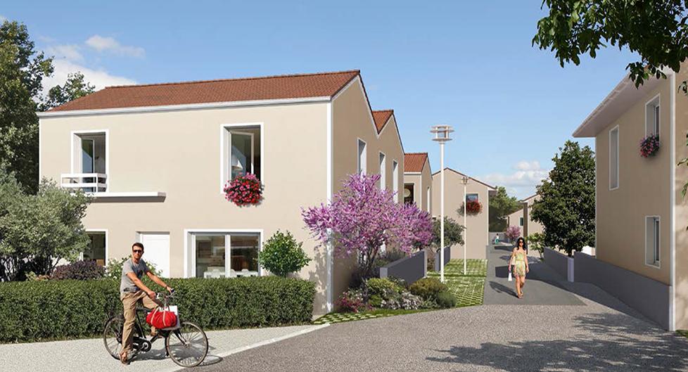Programme immobilier Vénissieux (69200) Limite Saint-Fons LNC7