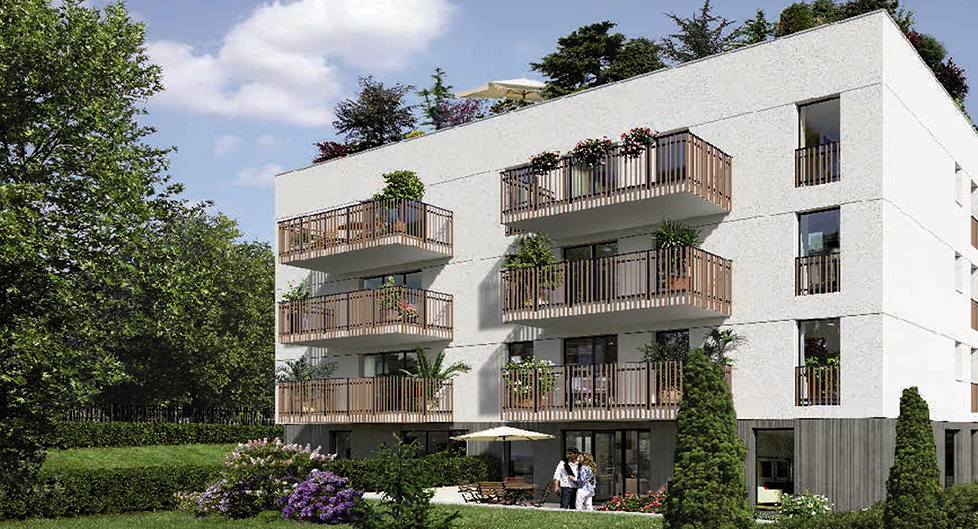 Programme immobilier Ecully (69130) Proche centre LNC1
