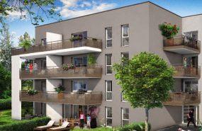 Programme immobilier LNC5 appartement à Saint-Fons (69190) PROCHE CENTRE VILLE