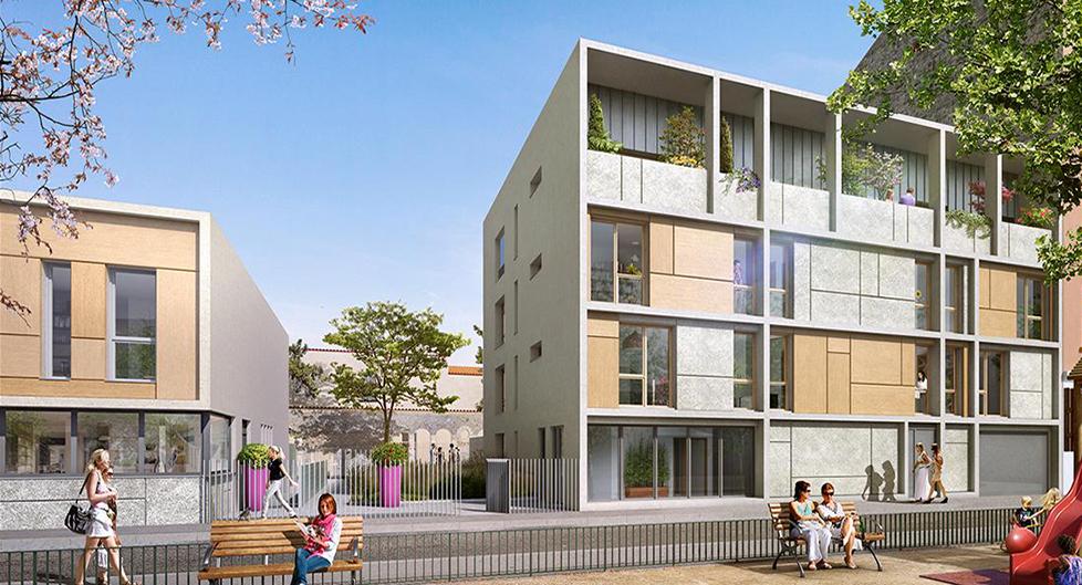 Programme immobilier Lyon 4ème (69004) Site d'exception KAU5