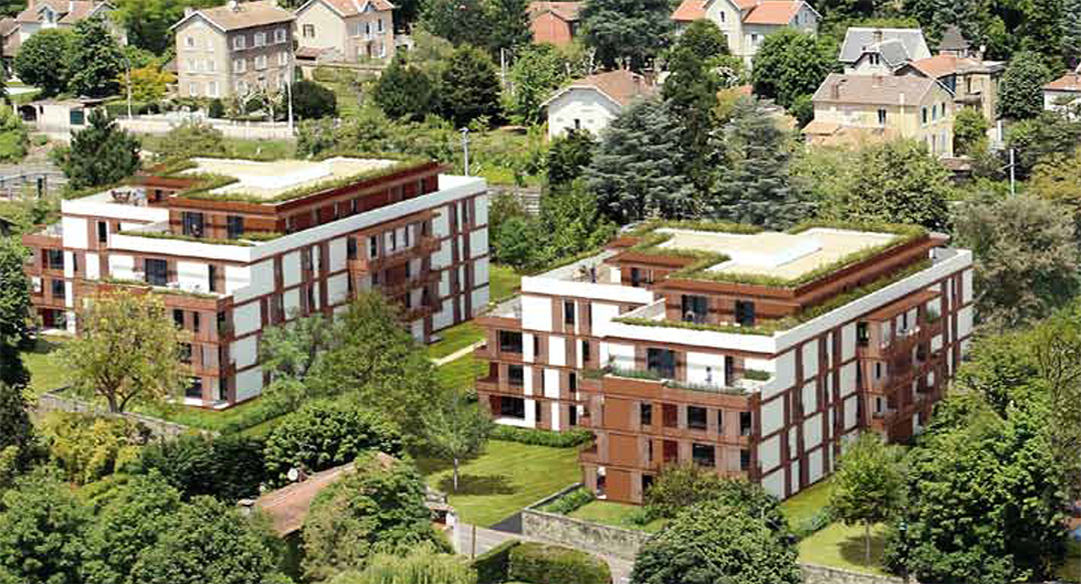 Programme immobilier Tassin-la-Demi-Lune (69160) Le Bourg BOU2