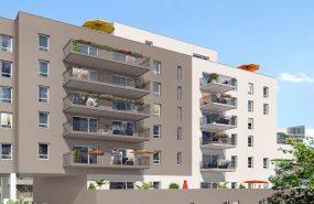 Programme immobilier ALT1 appartement à Lyon 7ème (69007)