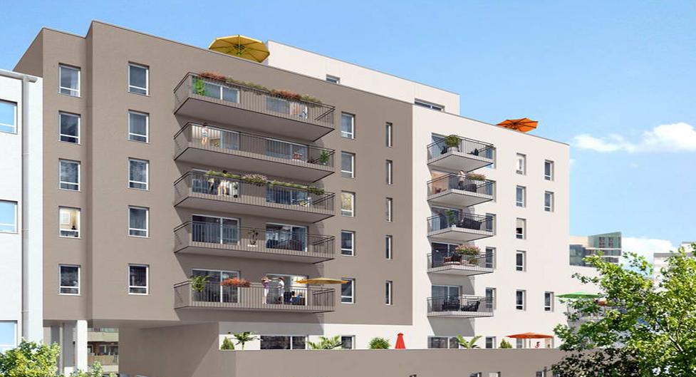 Programme immobilier Lyon 7ème (69007)  VAL6
