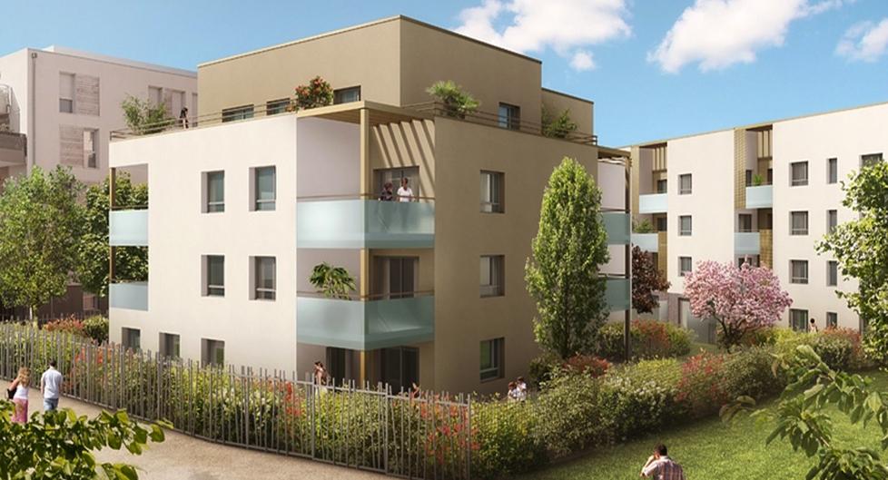 Programme immobilier Caluire (69300) Sur le plateau BOU14