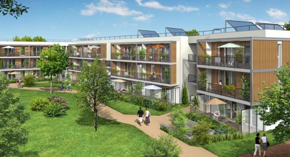 Programme immobilier Mions (69780) 20 minutes de Lyon BOU12