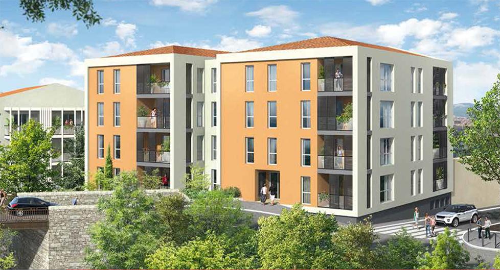 Programme immobilier Neuville-sur-Saône (69250) Centre historique AJA6