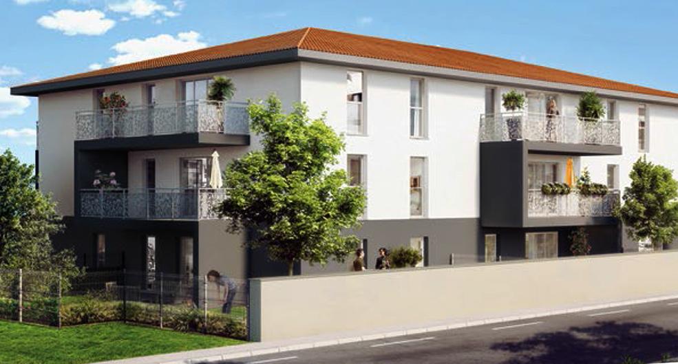 Programme immobilier Taluyers (69440) A 2 pas du centre AST2