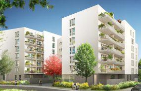 Programme immobilier NP1 appartement à Givors (69700) 3 minutes à pied du centre