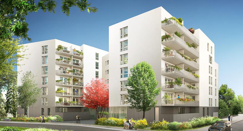 Programme immobilier Givors (69700) 3 minutes à pied du centre NP1
