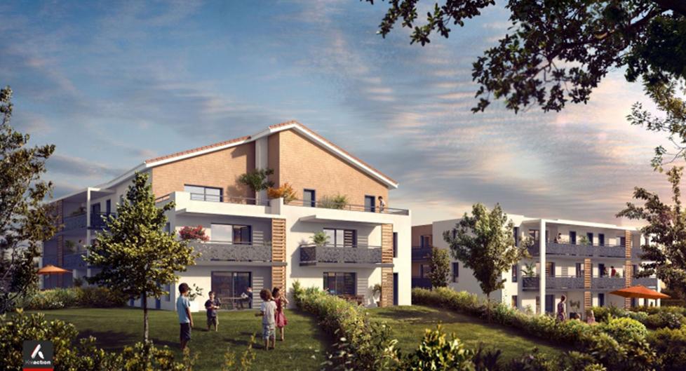 Programme immobilier Grézieu-la-Varenne (69290) Centre village AK2