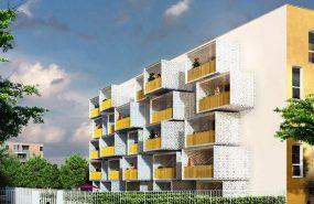 Programme immobilier NAC1 appartement à Vénissieux (69200) PROCHE COMMERCES ET SERVICES