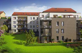 Programme immobilier CRA1 appartement à Craponne (69290)