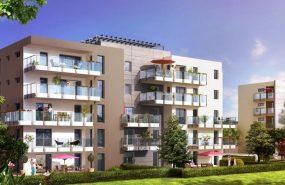 Programme immobilier VIN9 appartement à Tassin-la-Demi-Lune (69160) Centre