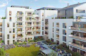 Programme immobilier VIN12 appartement à Lyon 7ème (69007) Gerland